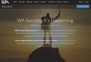 WealthyAffiliate review - What Is Wealthy Affiliate About?