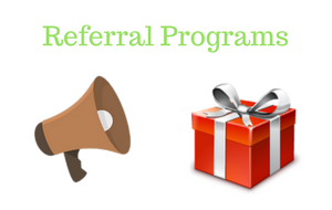 What is Referral Program About?