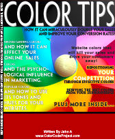 E-book review - Color Tips - Understanding The Effects Of Colors In Sales And Marketing